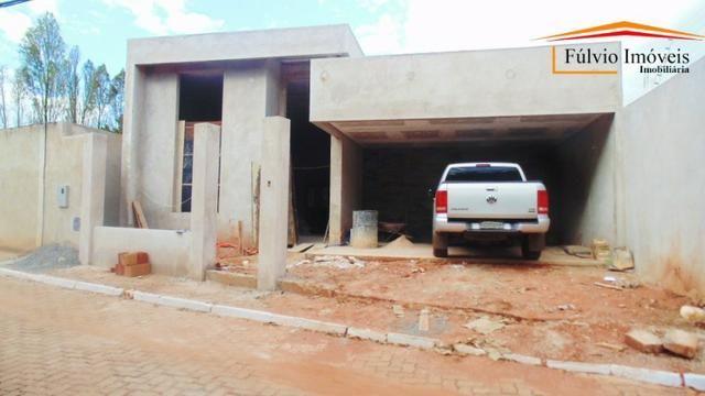 Excelente oportunidade! Empreendimento No Jóquei! Casa em fase de acabamento - Foto 4