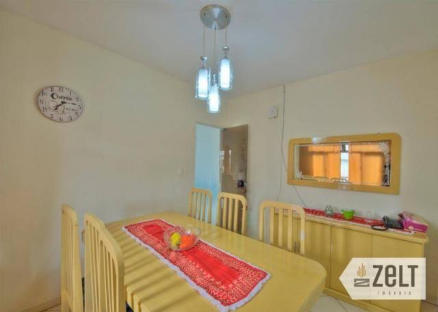 Casa com 4 dormitórios à venda, 189 m² por R$ 550.000,00 - Velha - Blumenau/SC - Foto 14