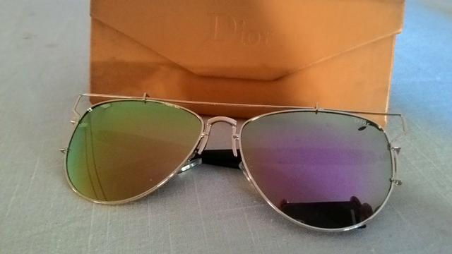 e4d6e680b Oculos de sol dior rose espelhado lindo - Bijouterias, relógios e ...