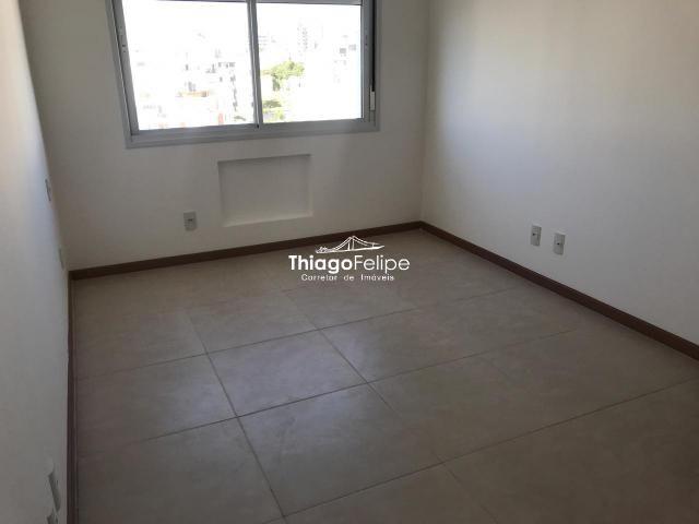 Cobertura 03 suítes e 03 vagas de garagem em florianópolis-sc (abraão) - Foto 3