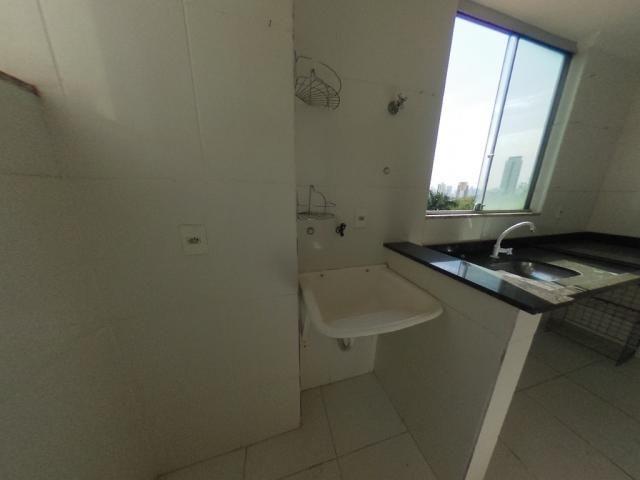 Apartamento para alugar com 2 dormitórios em Setor sudoeste, Goiânia cod:26004 - Foto 19