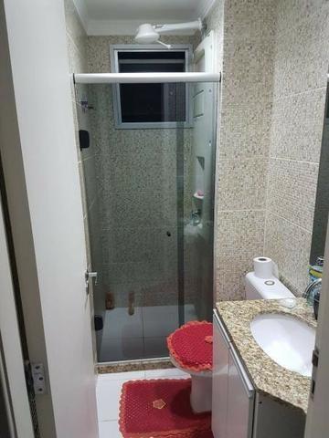 Lindíssimo apartamento 2 quartos c/ suíte todo modulado - Foto 11