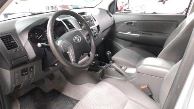 Toyota Hilux 3.0 SR 4X4 CD 16V Turbo Intercooler Diesel 4P Automático - Foto 5