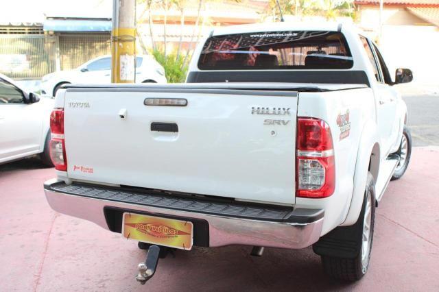 Toyota Hilux CD SRV D4-D 4x4 3.0  TDI Dies - Foto 10