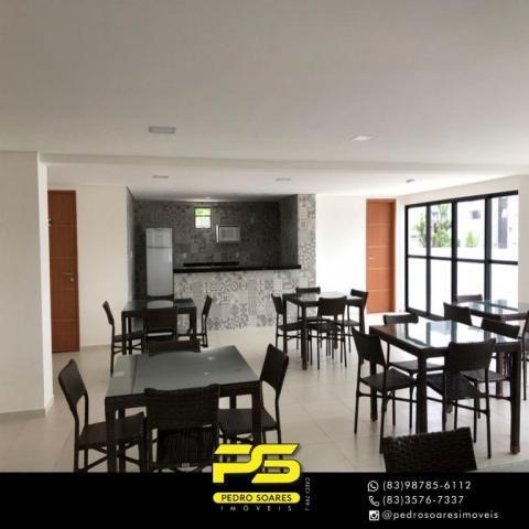 Apartamento com 2 dormitórios à venda, 62 m² por R$ 235.000 - Expedicionários - João Pesso - Foto 11