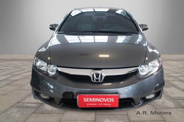 Honda CIVIC 1.8 LXL 16V FLEX 4P AUTOMATICO - Foto 2