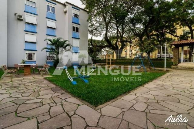 Apartamento à venda com 2 dormitórios em São sebastião, Porto alegre cod:556