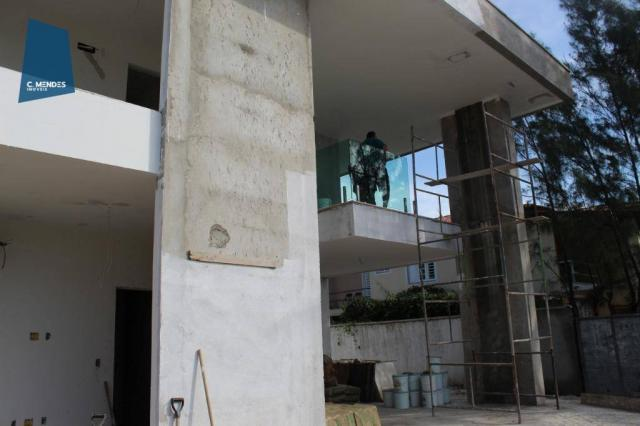 Casa com 3 dormitórios à venda, 330 m² por R$ 1.500.000,00 - Coaçu - Eusébio/CE - Foto 20