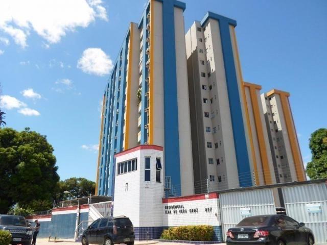 Apartamento com 3 dormitórios à venda, 62 m² por R$ 250.000 - Parangaba - Fortaleza/CE