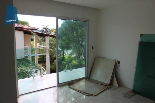 Casa com 3 dormitórios à venda, 330 m² por R$ 1.500.000,00 - Coaçu - Eusébio/CE - Foto 4