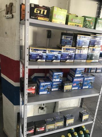 Baterias para sua motocicleta , Duracar baterias tem os melhores preços de Goiânia - Foto 2