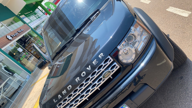 Land rover discovery 4 2011/2012 turbo diesel