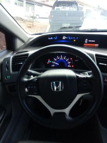 Honda civic lxl 1.8 flex - Foto 9