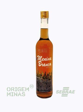 Cachaça Menina Branca Dourada - 500 ml