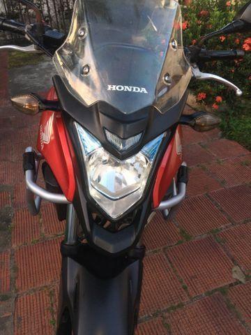 Vendo moto cb500x 14/15 - Foto 5