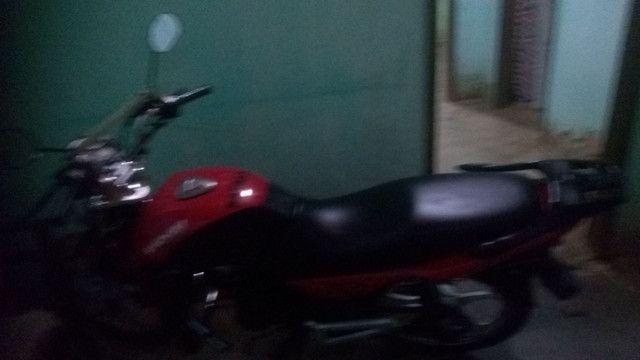 Vedo uma moto cazik 150 nova.2011