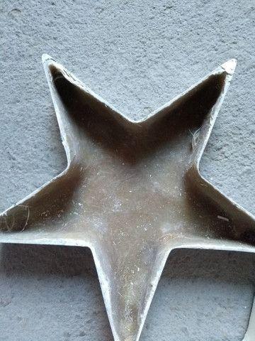 05 estrelas em fibra de vidro decoração - Foto 2