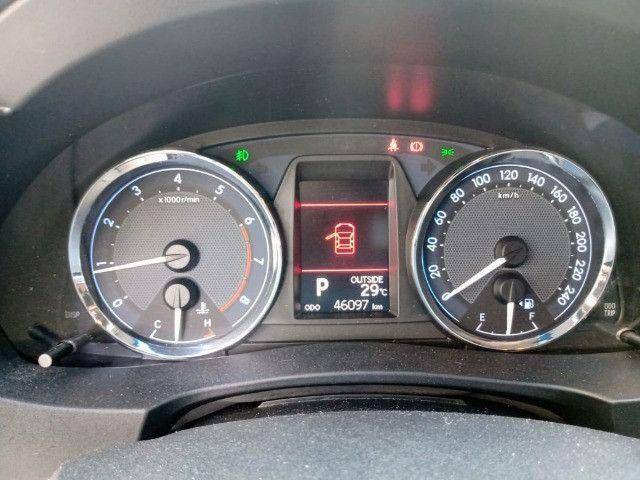 Toyota-corolla valor anunciado tem mais 20 mil de entrada - Foto 9