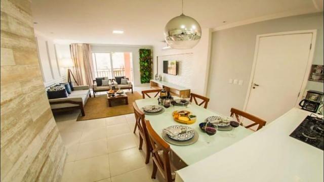Wellness Beach Park Resort - Apartamento á Venda com 4 quartos, 2 vagas, 121m² (AP0381) - Foto 4