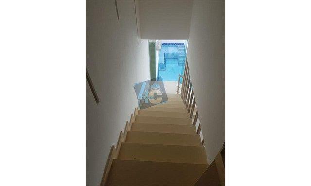 Casa Duplex com 3 dormitórios à venda, 94 m² por R$ 619.000 - Taperapuã - Porto Seguro/BA - Foto 8