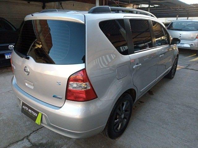 Nissan Livina 1.8 S 16V 2013 Automática - Carro Top - Foto 3