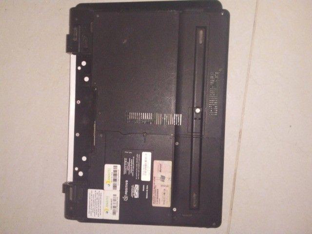 Notebook Positivo Premium com defeito - Foto 3