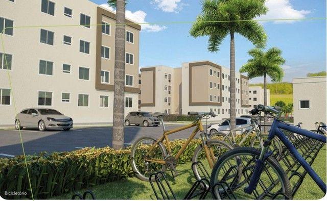 A - Apartamento prox ao Centro com 2 quartos   ITBI e Cartório Grátis - Foto 4