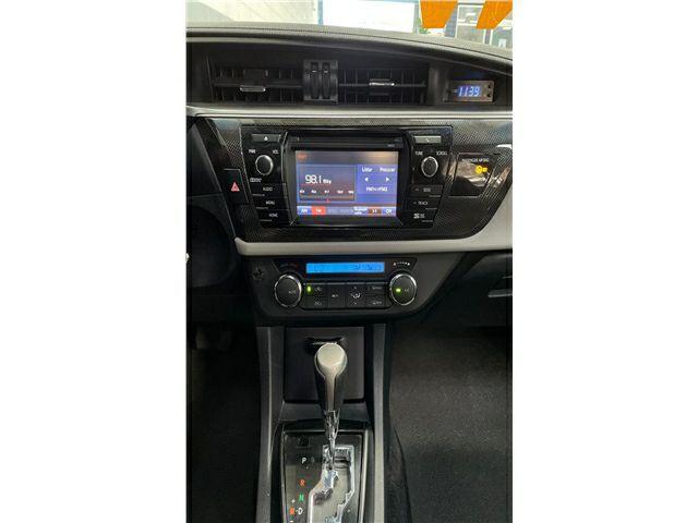 Corolla 2.0 XEI automático 2017 com GNV - Foto 5
