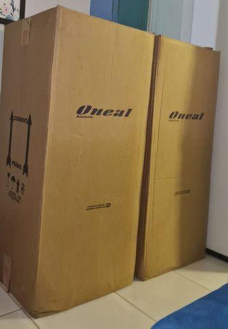 Caixa de som oneal OPB 6050 - Foto 2