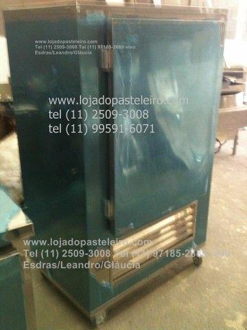 .Refrigerador para Pastéis Loja do Pasteleiro com gavetas * Peça Única  - Foto 3