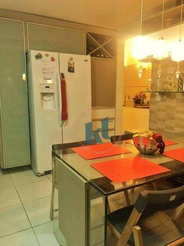 Apartamento com 3 dormitórios à venda, 93 m² por R$ 450.000 - Jardim Oceania - João Pessoa - Foto 11