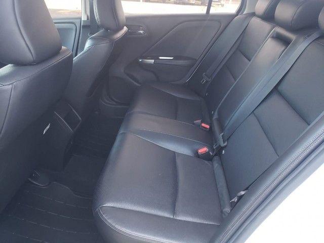 Honda City EXL 1.5 FLEX AUT 4P - Foto 9