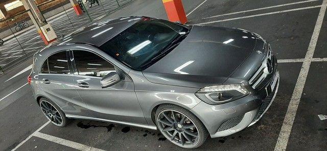 Mercedes-Benz a200 urban turbo