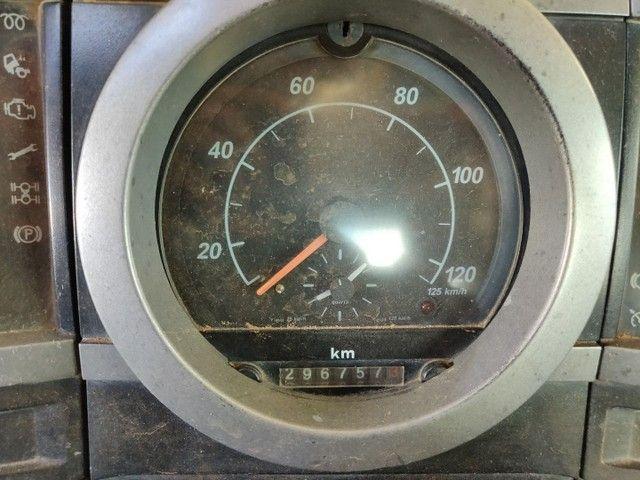 Caminhão Ford Cargo 1317e pipa ano 2006 - Foto 4