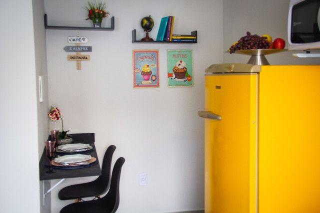 Kitnet novas mobiliadas - Foto 13