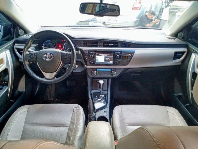 Toyota-corolla valor anunciado tem mais 20 mil de entrada - Foto 8