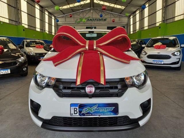 Fiat Mobi Like 1.0, única dona, garantia de fábrica até 2023, apenas 4.000 km! - Foto 3