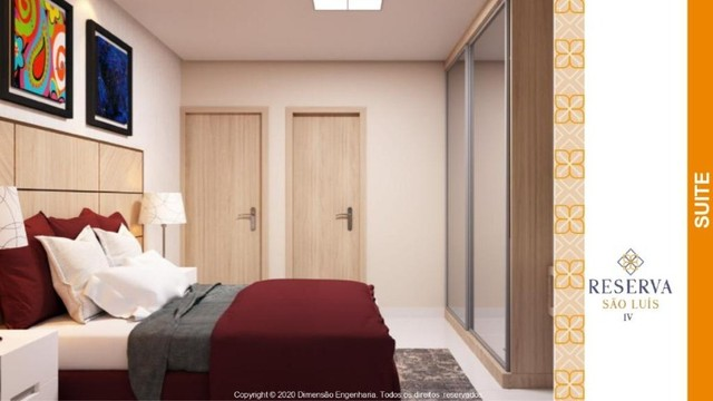 Apartamento, 2 quartos, Turu// Reserva são luís - Foto 3