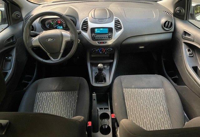 Ford Ka SE 1.0 Flex MT 2020 - Foto 5