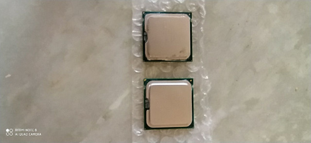 Vendo duas CPU'S soquetes LGA775 - Foto 3