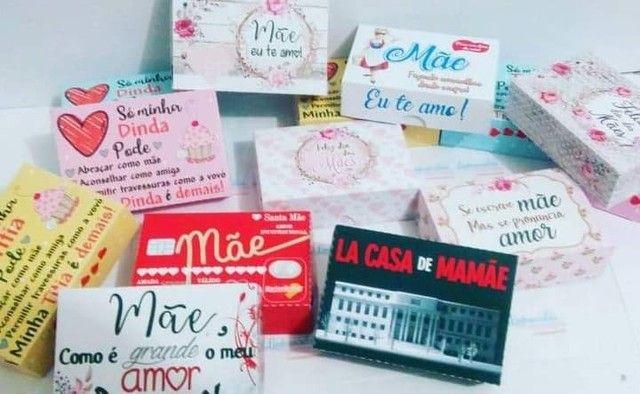 caixa pra dia maes - Foto 5