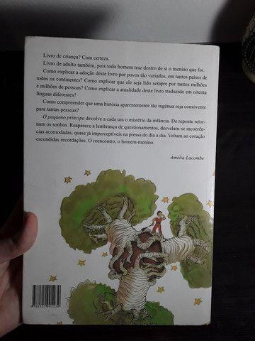 Livro O pequeno príncipe  - Foto 2