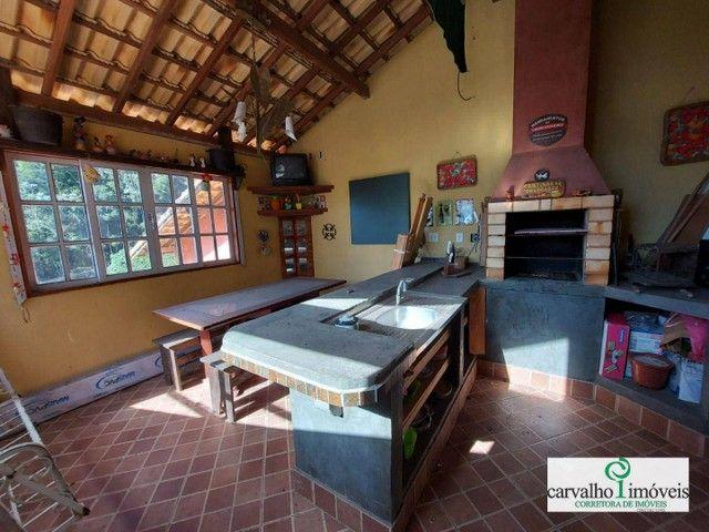 Casa com 4 dormitórios à venda, 250 m² por R$ 680.000,00 - Barra do Imbuí - Teresópolis/RJ - Foto 3