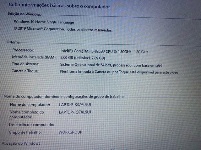 PRA VENDER HOJE!!! Notebook Samsung Expert X40 - Foto 3