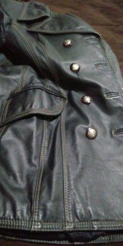 Casaco de couro legitimo - Foto 5