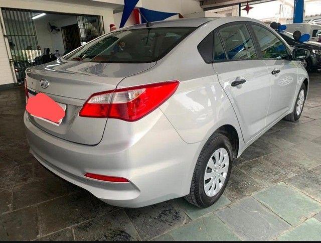 Hyundai HB20S 1.0 Unique Flex 4p 2019