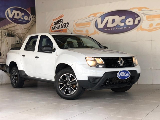 RENAULT DUSTER OROCH EXPRESSION 1.6 2020
