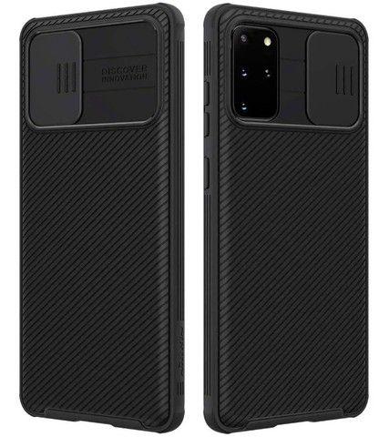 Capa Nillkin Para Galaxy S20 Plus Com Proteção Para Câmeras - Foto 2