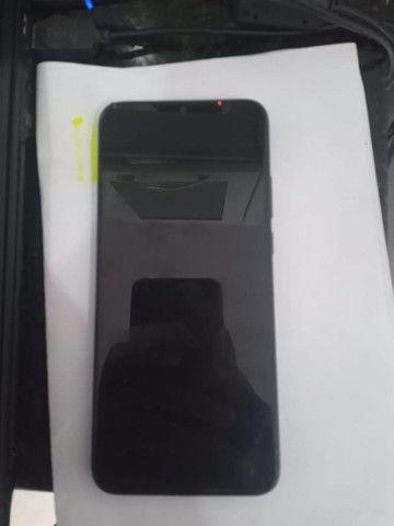 Moto G8 Power 7 meses de uso aceito cartão - Foto 2