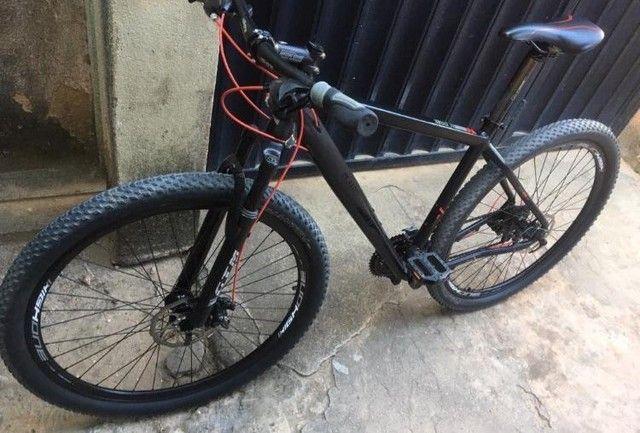 Bike aro 29 top de linha edição especial. - Foto 4